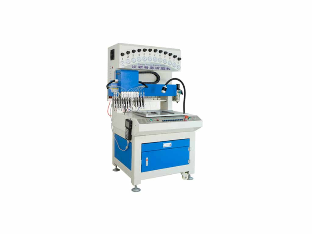 Automatic Pvc Patch Making Machine Custom Rubber Patch Maker