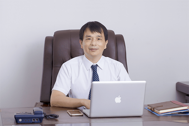 The Zhenying Machinery CEO