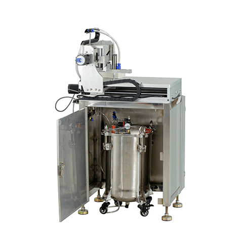 ZY P01D Automatic Base Material Dripping Machine
