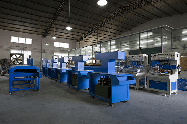 The Zhenying Machinery Work Shop